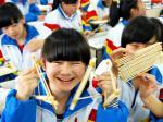 贵州省铜仁第一中学通用技术课堂剪影