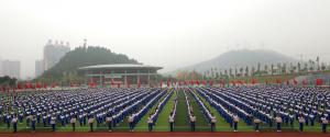 铜仁一中第61届校运会成绩(高一)