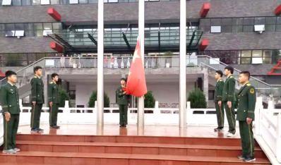 2018年铜仁一中国旗下讲话1204:优秀