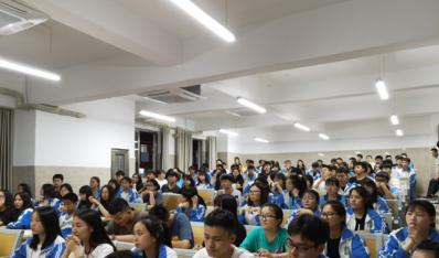 铜仁市高中地理刘刚名师工作室组织到铜仁市民族中学 开展送教、送培活动
