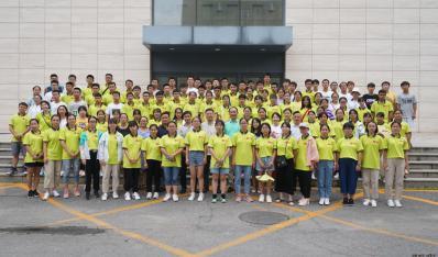 北京大学教授、我校校友张海滨在北大等你 ——铜仁一中百名优秀学子赴京研学旅行日志