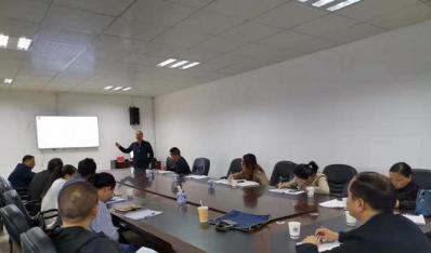 铜仁市高中地理刘刚名师工作室开展集中研修及一轮复习交流活动