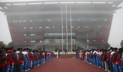 2019年铜仁一中国旗下讲话1202: 校园安全,从我做起