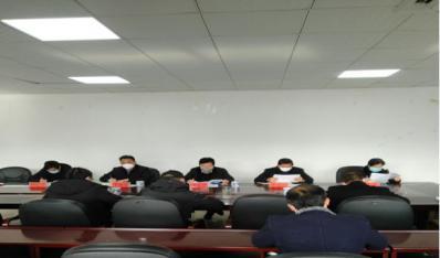 铜仁一中召开疫情防控暨开学预安排专题会议