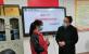 铜仁一中对因公牺牲的优秀共产党员 杨荣同志的女儿杨枝凝同学进行慰问