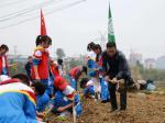 铜仁一中组织团员青年开展劳动体验活动