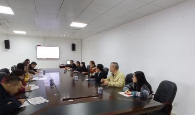 2020年11月铜仁一中化学组政治理论学习活动